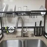 emodern decor 2 tier dish rack