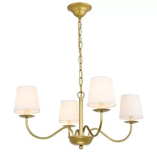 goin 4 light shaded classic traditional chandelier