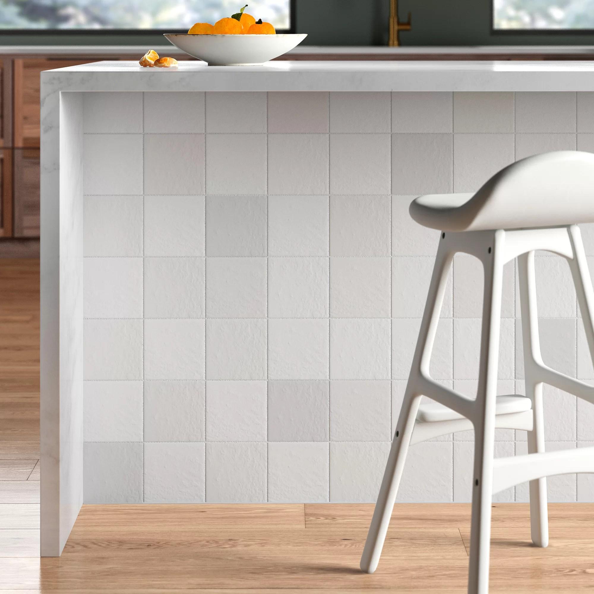 daniels 5 x 5 ceramic mosaic tile