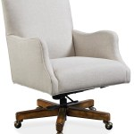 Hooker Furniture Binx Ergonomic Genuine Leather Executive Chair Wayfair