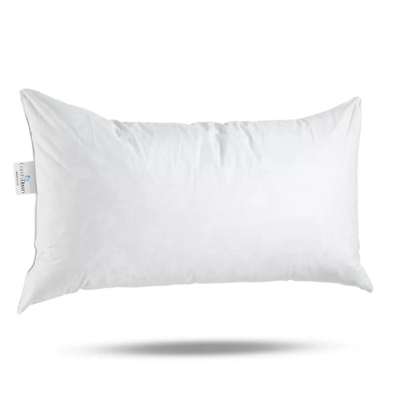 edinburgh pillow insert