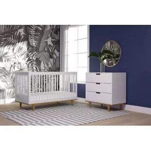 marley convertible standard 2 piece nursery furniture set