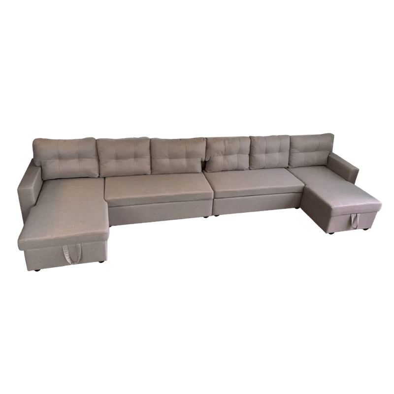 almatine 160 wide reversible sleeper sectional