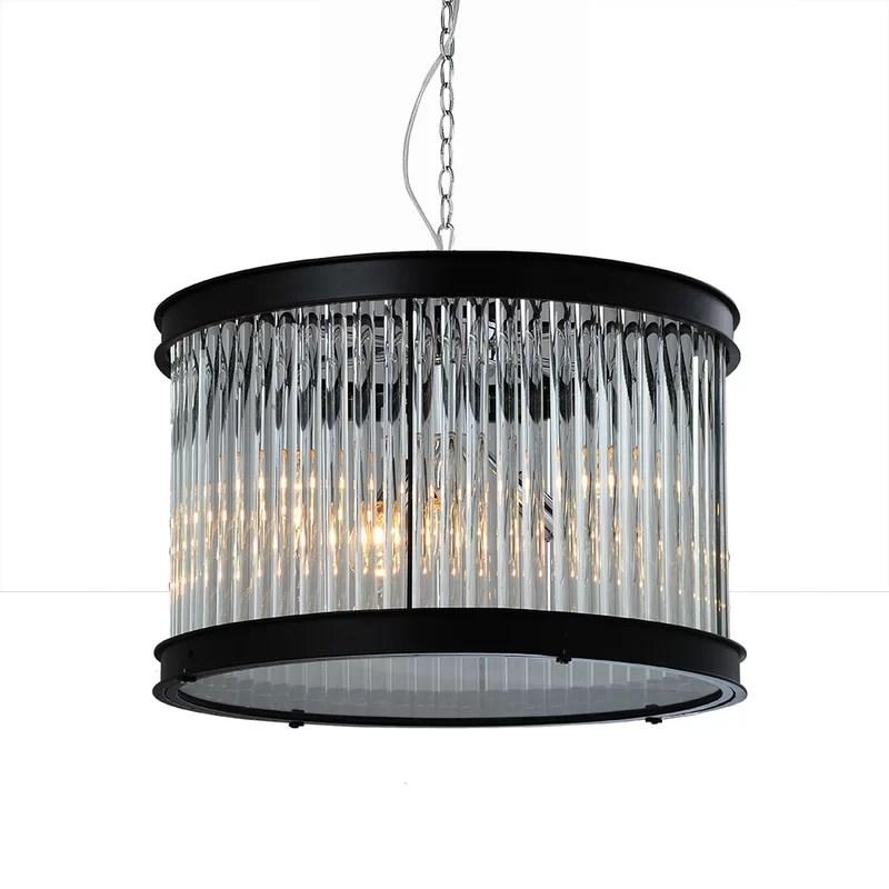 Sussex 1-Light Crystal Pendant