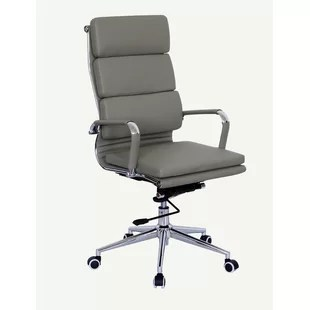 zaaz ergonomic chair with laptop stand india gray office chairs you ll love wayfair quickview