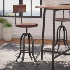 Adjustable Height Chairs Cool For Bedrooms Uk Nevada Swivel Bar Stool Reviews Allmodern
