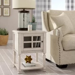 Living Room End Tables Furniture Philippines Cream Wayfair Bezons Table With Storage