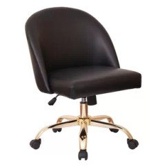Chair On Wheels Giant Baseball Glove Modern Contemporary Chairs Allmodern Task