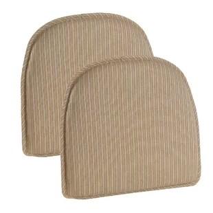 chair pads kitchen light blue covers gripper wayfair quickview