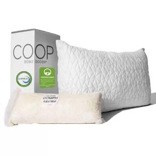 original memory foam support pillow