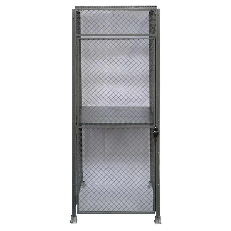 Storage 1 Double Shelving Unit Starter Size: 96 H x 36 W x 36 D