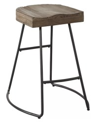 "Charlie 24"" Bar Stool"