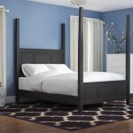 Four Poster Beds You Ll Love In 2020 Wayfair