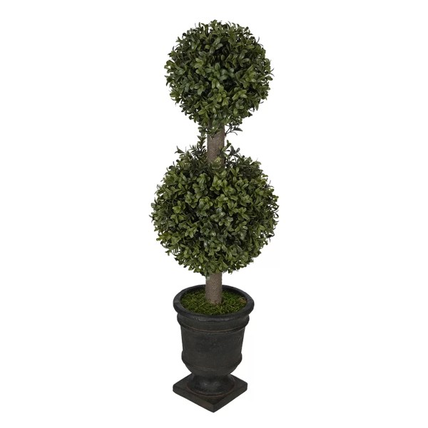 Boxwood Ball Artificial Topiary