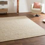 Three Posts Handgefertigter Flachgewebe Teppich Blaisdell Aus Wolle In Beige Bewertungen Wayfair De