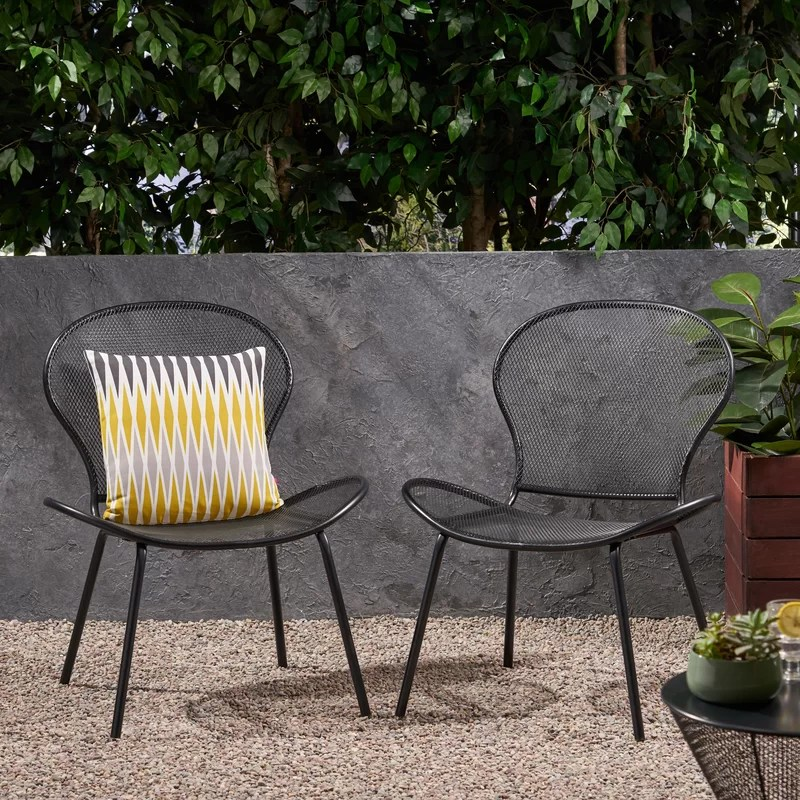 yoshida modern outdoor patio chair