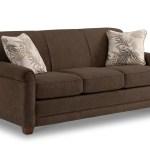 La Z Boy Amanda 79 Round Arms Sofa Bed Wayfair