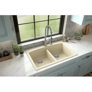 wayfair drop in kitchen sinks you ll