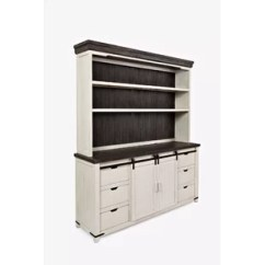 Kitchen Buffet Hutch Rustic Sets White Wayfair Quickview