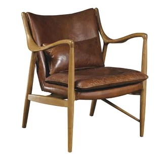 wood and leather chair wooden bar chairs you ll love wayfair quickview