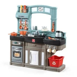 wood kitchen playsets sink spray hose replacement play sets accessories you ll love wayfair best chef s set