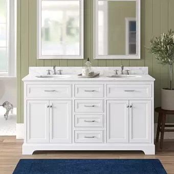48 Single Bathroom Vanity Set Reviews Birch Lane