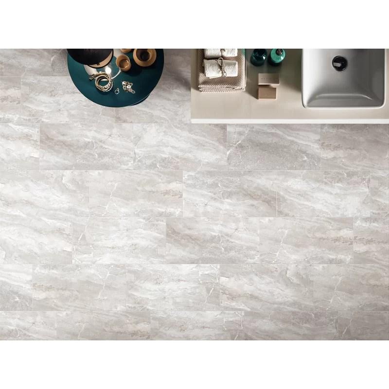 bardiglio scuro 12 x 24 porcelain stone look wall floor tile