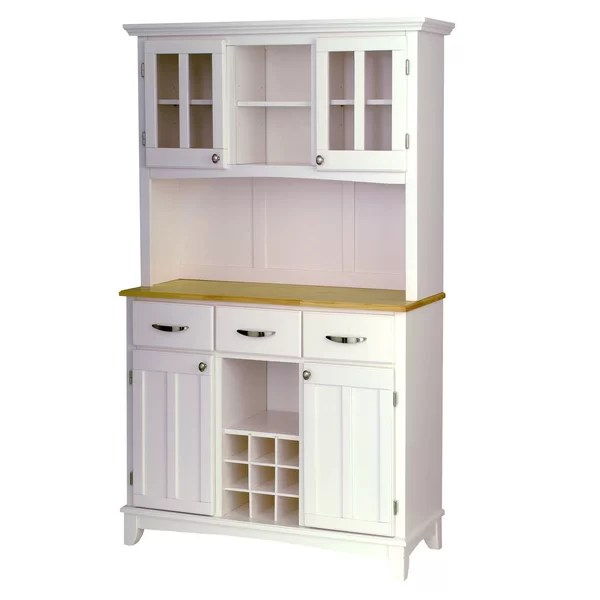 kitchen hutch furniture costco mat dining hutches you ll love wayfair ca