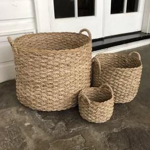decorative baskets you ll