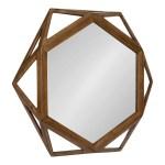 Turk Geometric Wall Mirror