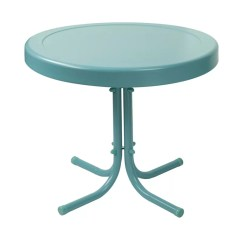 Griffith Steel Side Table