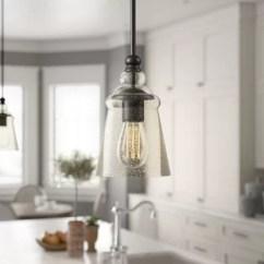 Hanging Kitchen Light Remodeling Fairfax Va Farmhouse Pendant Lights Birch Lane Sargent 1 Bell