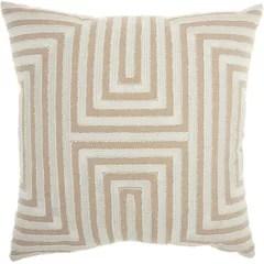 modern geometric throw pillows allmodern