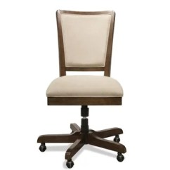 Desk Chair With Wheels Adirondack Cup Holder Plans Chairs Birch Lane Quickview
