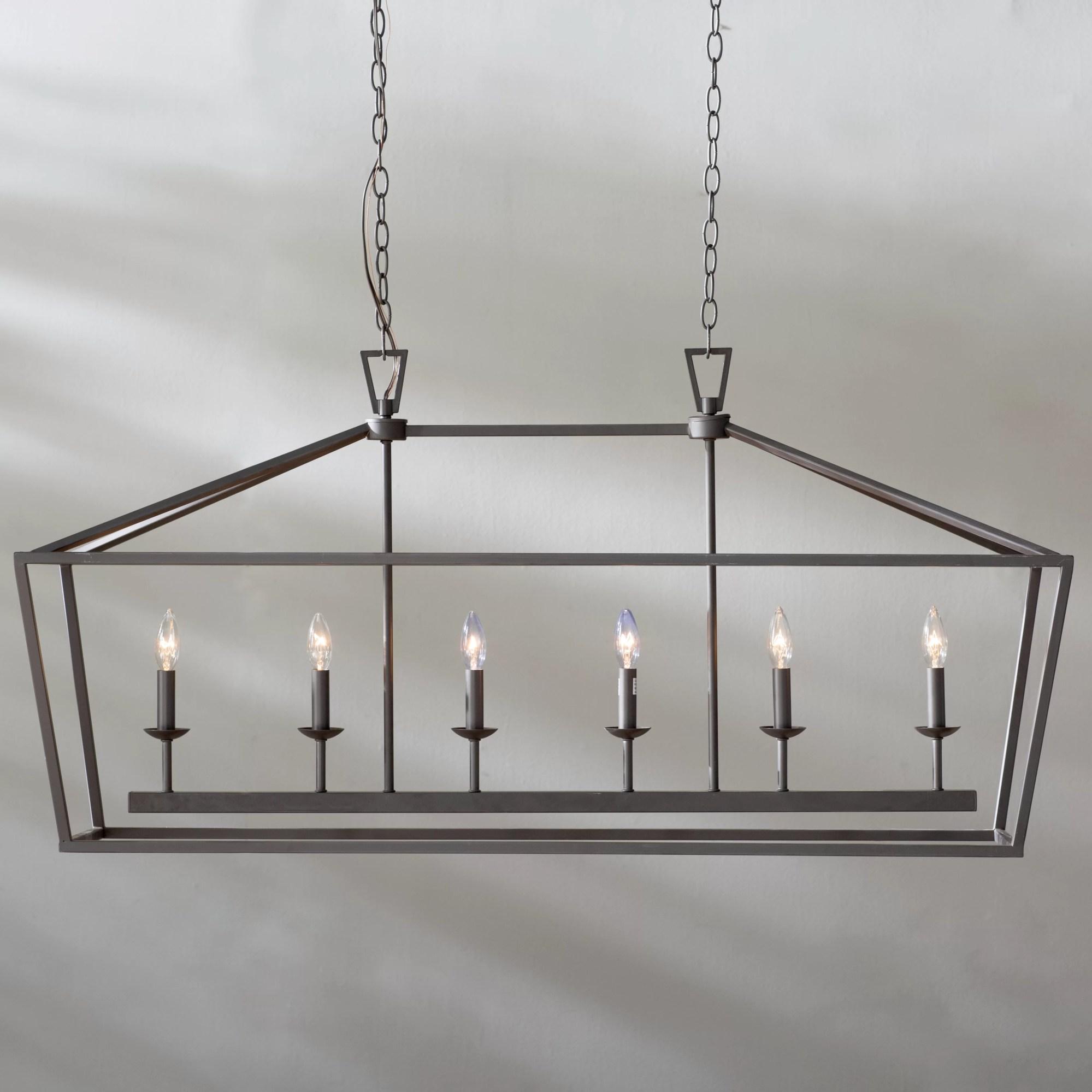 hight resolution of laurel foundry modern farmhouse carmen 6 light kitchen island pendant reviews wayfair