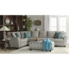 Martino Leather Chaise Sectional Sofa 2 Piece Apartment And Modern Online Canada Brayden Studio Wayfair Granada