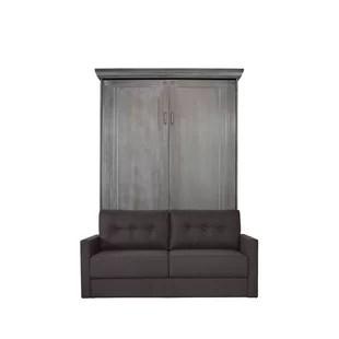 wall sofa modern plans free murphy bed combo wayfair quickview