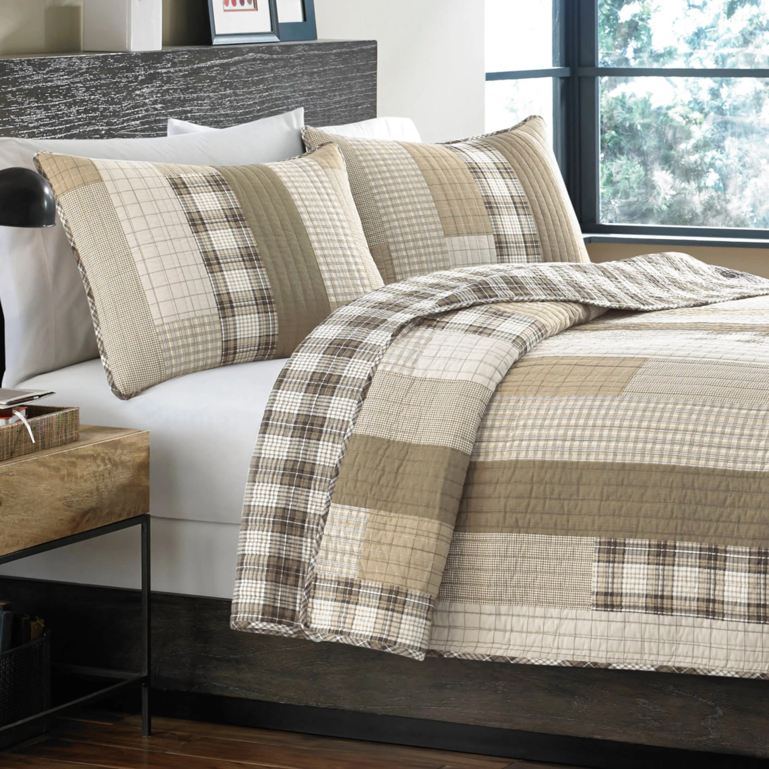 brown quilts coverlets sets you ll