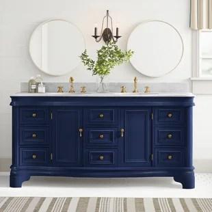 6 drawer bathroom vanities