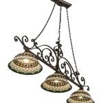 Meyda Tiffany Tiffany Roman 3 Light Kitchen Island Linear Pendant Wayfair Ca