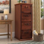 Darby Home Co Reynoldsville 4 Drawer Vertical Filing Cabinet Reviews