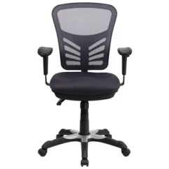 Zaaz Ergonomic Chair Best Activity For Baby Gray Office Chairs You Ll Love Wayfair Quickview