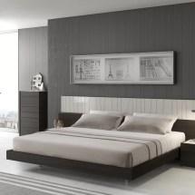 Elida Platform Bed & Allmodern