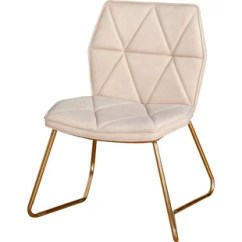 Gold Dining Chairs Tell City Pattern 4222 Modern Contemporary Rose Chair Allmodern Tally Side Set Of 2
