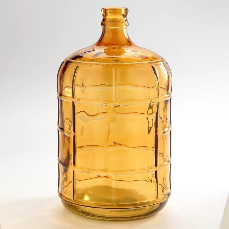 Vase Color: Orange