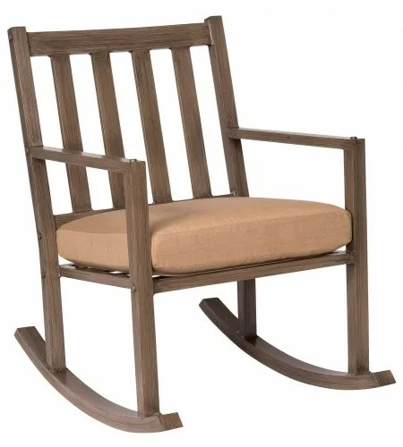 wood rocking chair styles stand woodard woodlands small with cushions wayfair