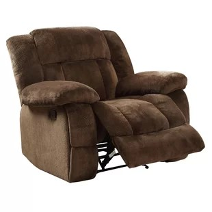 Dale Manual Glider Recliner