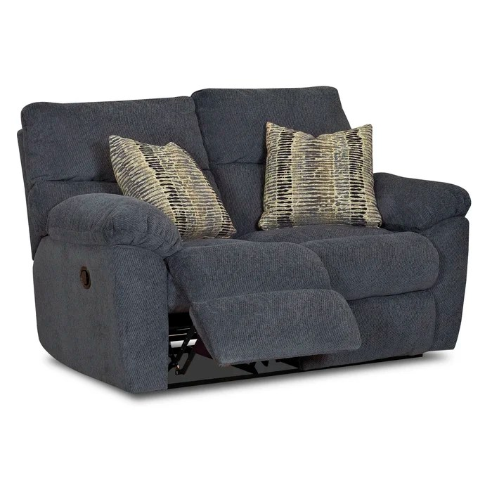 klaussner grand power reclining sofa small sofas argos furniture perry loveseat reviews wayfair ca