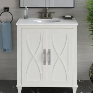 briana 30 single bathroom vanity set