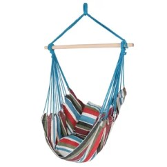 Hanging Ceiling Chair Fisher Price Singing Hammock Chairs Swing You Ll Love Wayfair Quickview